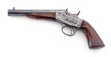 Antique Remington 1867 Navy Rolling Block Pistol