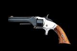 Antique S&W No. 1 2nd Issue Revolver