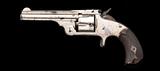 Antique S&W No. 1-1/2 Revolver
