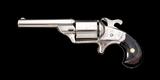 Antique Moore's Patent Teatfire Revolver