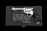 Colt Lawman Series Bat Masterson Frontier Scout Revolver
