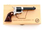 Colt Arkansas Sesquicentennial Frontier Scout Revolver