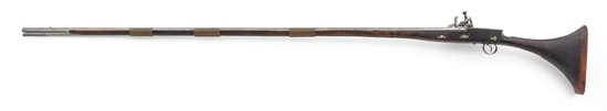 No. African Arabic Kabyle Snaphance Musket