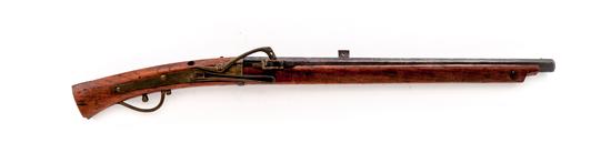 Japanese Matchlock Short Rifle