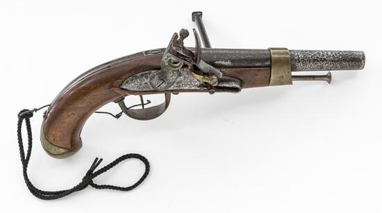 French Pistolet Modele an XIII Trap Gun
