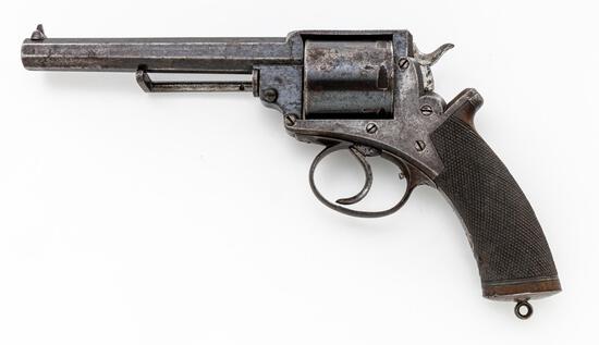 British Adams MK II Double Action Revolver