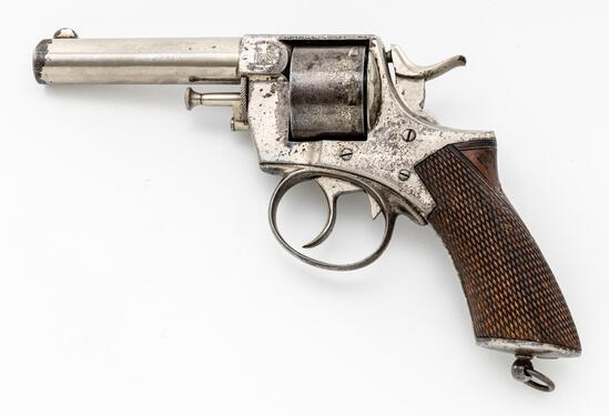 London Tower RIC Style Double Action Revolver
