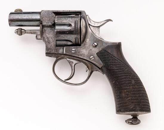 Webley Metropolitan Police Double Action Revolver
