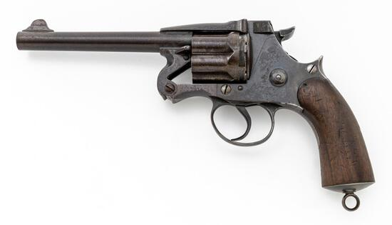 Enfield Double Action Revolver