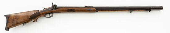 Antique European Heavy Barrel Perc. Target Rifle