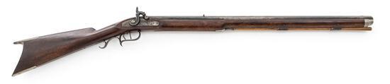 Leman Big-Bore Heavy-Barrel Perc. Plains Rifle