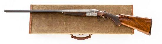 Pre-War VL&D mkd Boxlock SxS Shotgun, by Francotte
