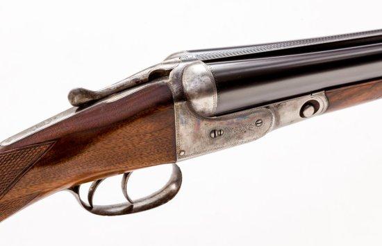 Parker VHE Grade SxS Shotgun