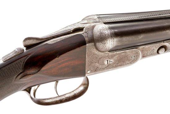 Parker CHE Grade SxS Shotgun