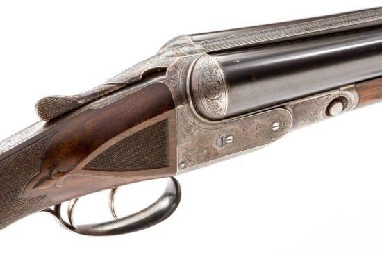 Parker BHE Grade SxS Shotgun