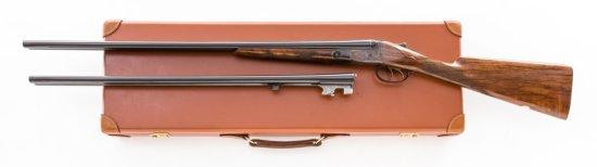 Win.-Parker Repro. DHE Grade 2-Bbl SxS Shotgun