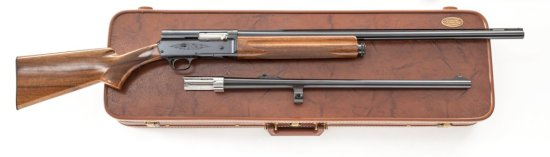 Bel. Browning Auto-5 Two-Barrel Set