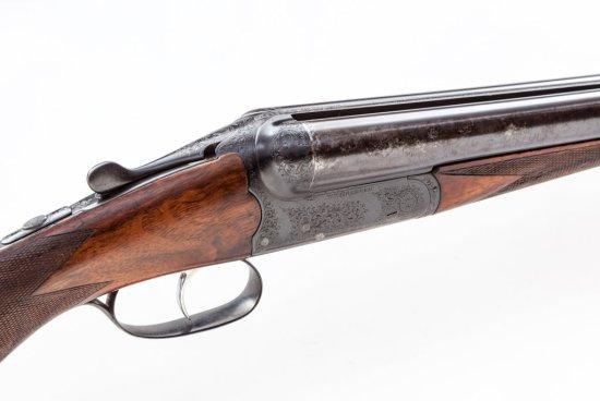 Pre-War W.W. Greener DH40 SxS Shotgun