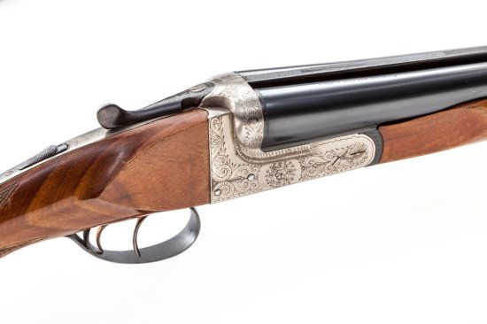 Dixon Falcon Model 3200 SxS Shotgun