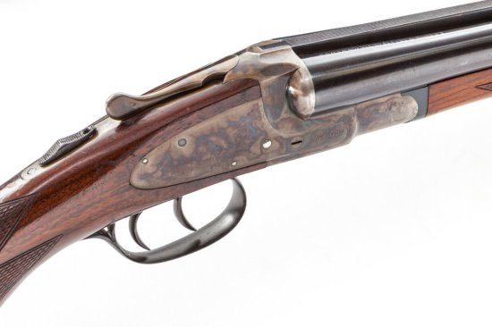 L.C. Smith Field Grade SxS Shotgun