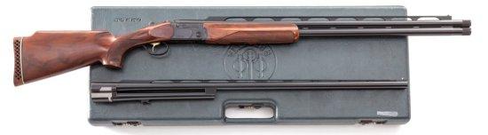 Beretta Model 682X Trap 2-Barrel Shotgun Set