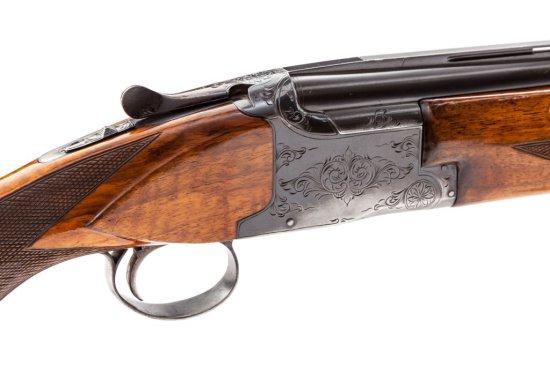 Winchester Model 101 Trap O/U Shotgun