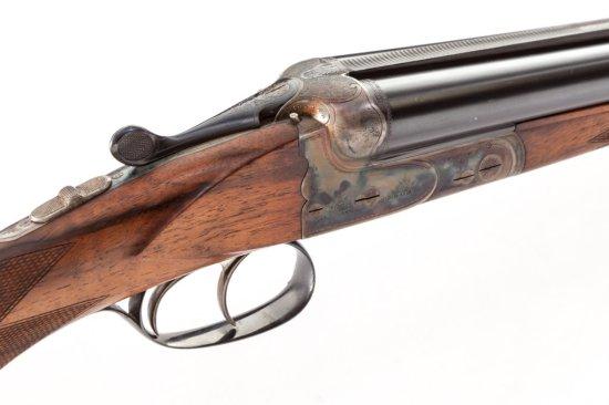 Pre-War Sempert & Krieghoff SxS Shotgun