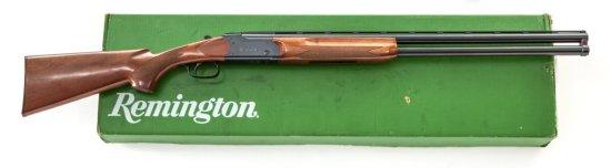 Remington Model 3200 O/U Shotgun