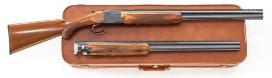 Bel. Browning Superposed Lightning Double Bbl Set