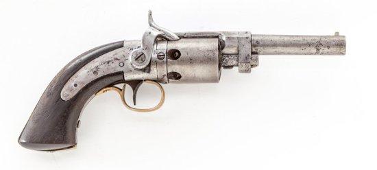 Mass. Arms Co. Wesson & Leavett Perc. Revolver