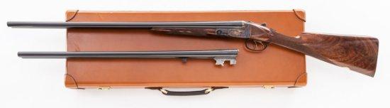Winchester-Parker Repro BHE Grade Ltd. Ed. 2-Bbl Shotgun