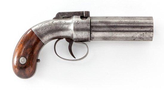 Allen & Thurber Pepperbox Pistol