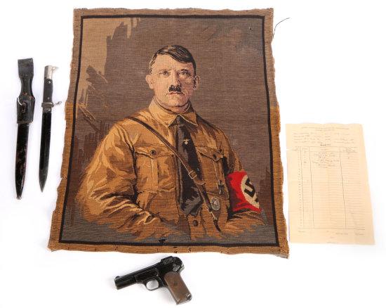 WWII German Items (3)