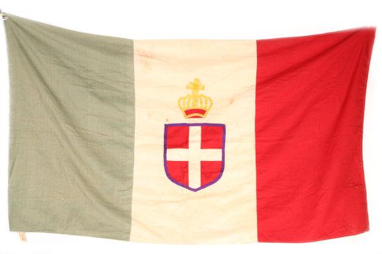 Italian Flag - Pre WWII Period