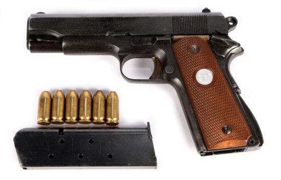 Japanese Toy Pistol M1911 A1 - 67