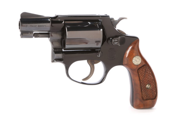 Smith & Wesson Model 37 in .38 Special