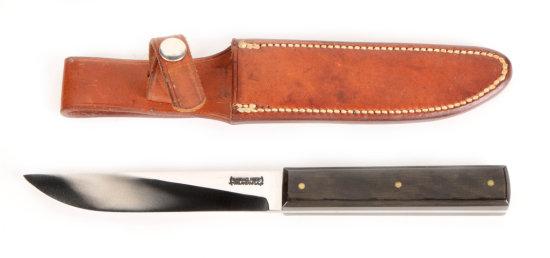 """Randall Model 10 """"Salt Fisherman/Utility"""" Knife"""
