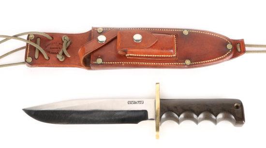 "Randall Model 14 ""Attack"" Knife"
