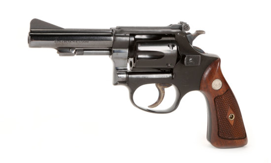 Smith & Wesson Pre Model 43 Airweight in .22 LR