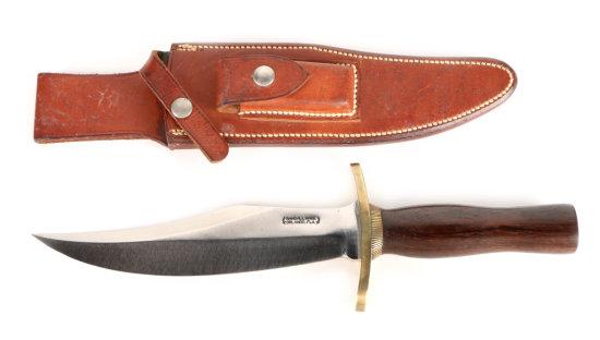"""Randall Model 12 """"Bear Bowie"""" Knife"""
