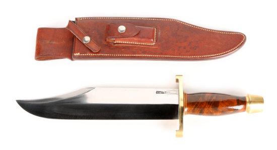 "Randall Model 12 ""Smithsonian Bowie"" Knife"