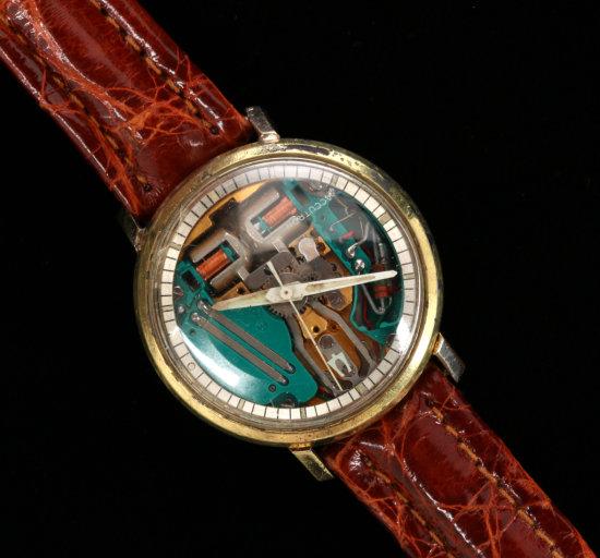 Bulova Accutron 214 Spaceview Watch