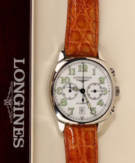 Longines Spirit Wrist Watch
