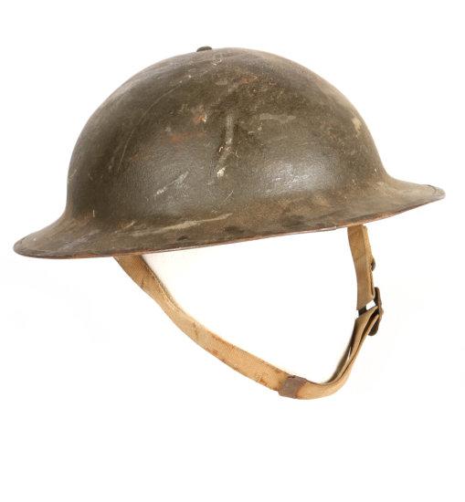 WW1 U.S. Army M1917 Helmet