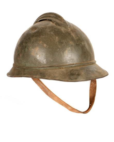 WW1 French Adrian Helmet