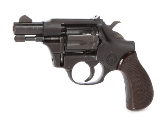 High Standard Sentinel in .22 Long Rifle
