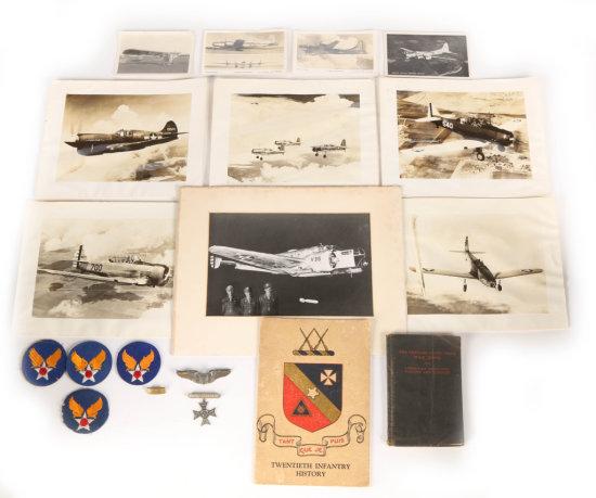 U.S. Army Air Corps. Memorabilia