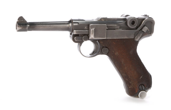 German Luger P08 in 9 MM Para
