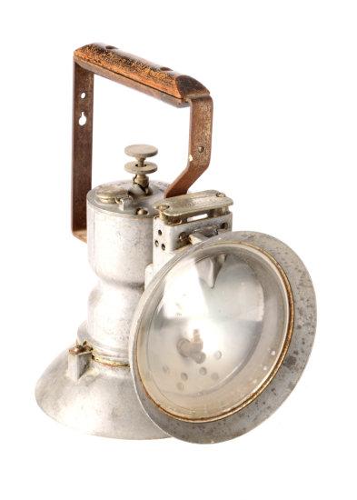 Oxweld Model A Union Carbide Railroad Lamp