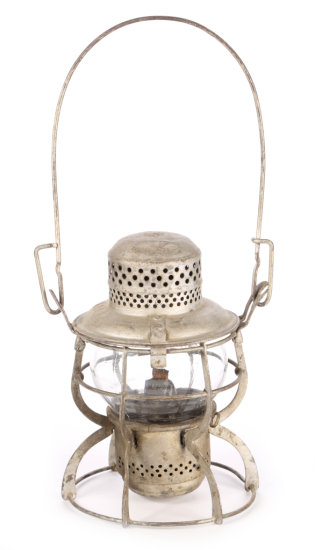 Baltimore & Ohio Railroad Short Lantern by Armspear